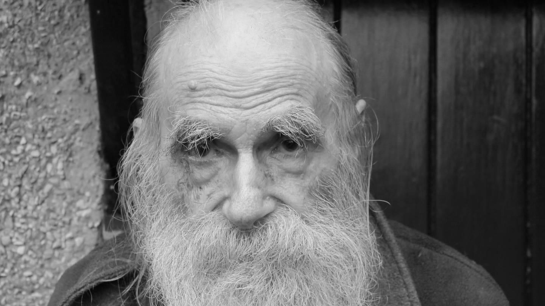 Der Logiker George Spencer-Brown (Foto: SWR, (c) Porträt Spencer-Brown: Markus Heidingsfelder -)