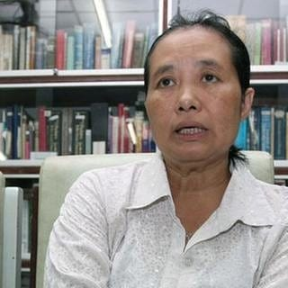 Dr. Cynthia Maung who founded Mae Tao clinic for Burmese refugees and migrant workers patients (Foto: picture-alliance / Reportdienste, picture-alliance / Reportdienste -)