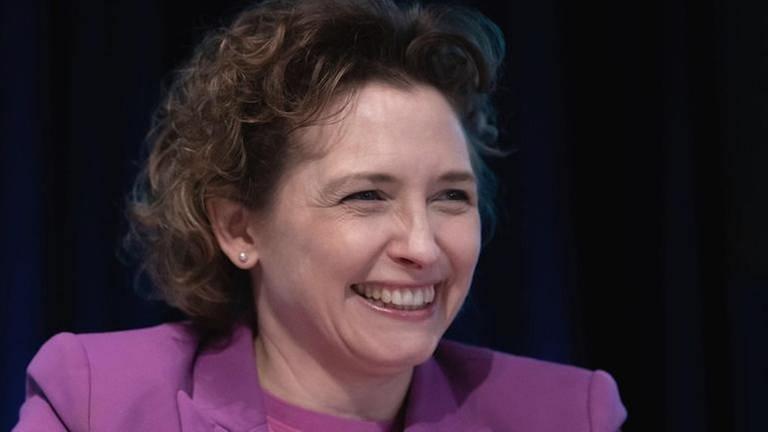 Nicola Beer (FDP) (Foto: picture-alliance / Reportdienste, picture-alliance / Reportdienste -)