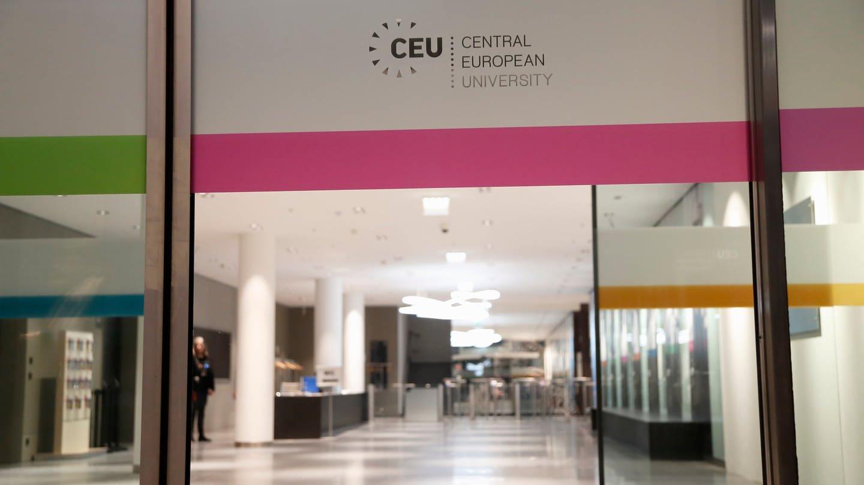 Von der ungarischen Regierung unter Druck gesetzt, eröffnete die in Budapest gegründete Central European University im Sommer 2019 einen Campus in Wien (Foto: Imago, Leopold Nekula/VIENNAERPORT via www.imago-images.de)