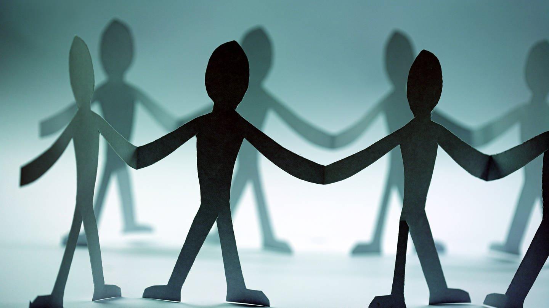 Macht Stiftet Frieden: ein neues sozialpsycholgisches Konzept (Foto: Colourbox)