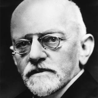 Der Mathematiker David Hilbert (23.1.1862 - 14.2. 1943) (Foto: picture-alliance / Reportdienste, picture-alliance / akg-images)