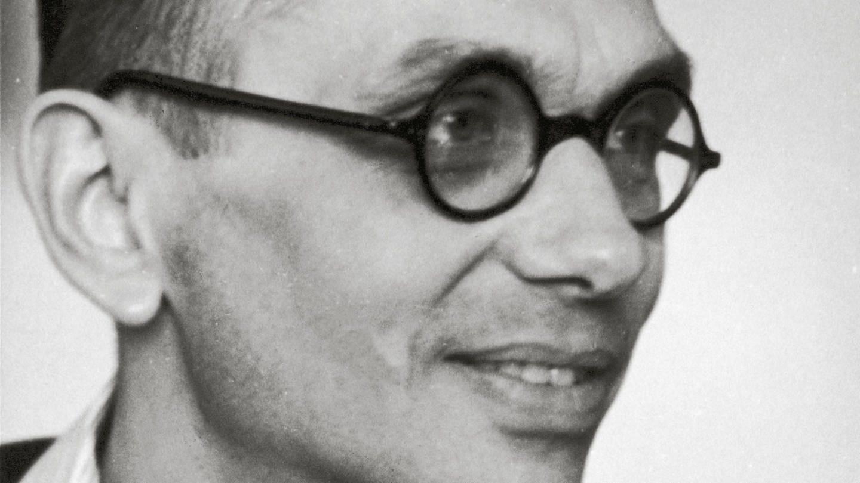 Der Mathematiker Kurt Gödel. (Foto: picture-alliance / Reportdienste, apa Landesbibliothek)
