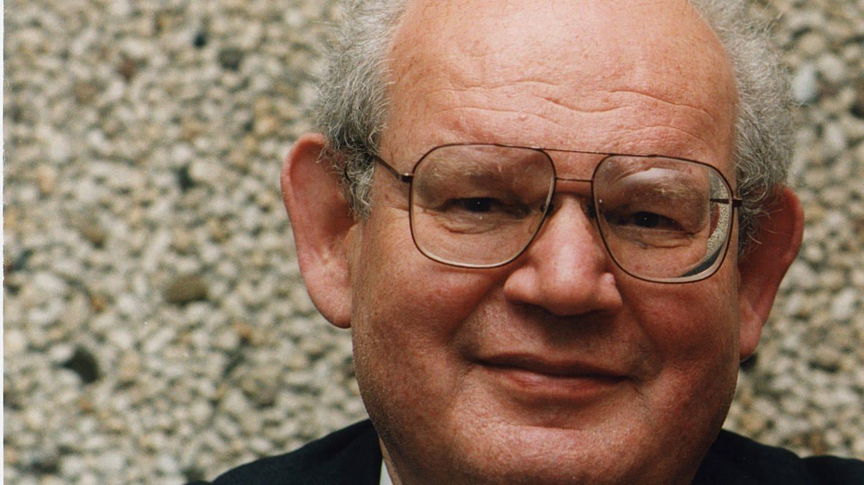 Benoit Mandelbrot / Foto 1994 (Foto: picture-alliance / Reportdienste, picture-alliance / akg-images)