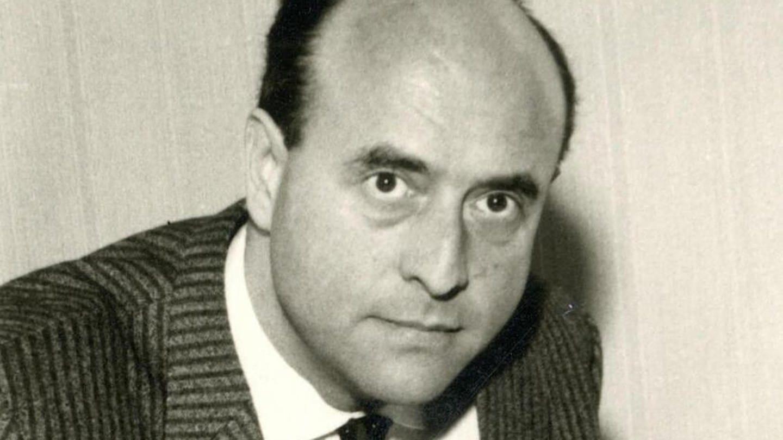 Hans Blumenberg, Philosoph (1920 - 1996) (Foto: Bildarchiv der Universitätsbibliothek Gießen und des Universitätsarchivs Gießen (Signatur HR A))