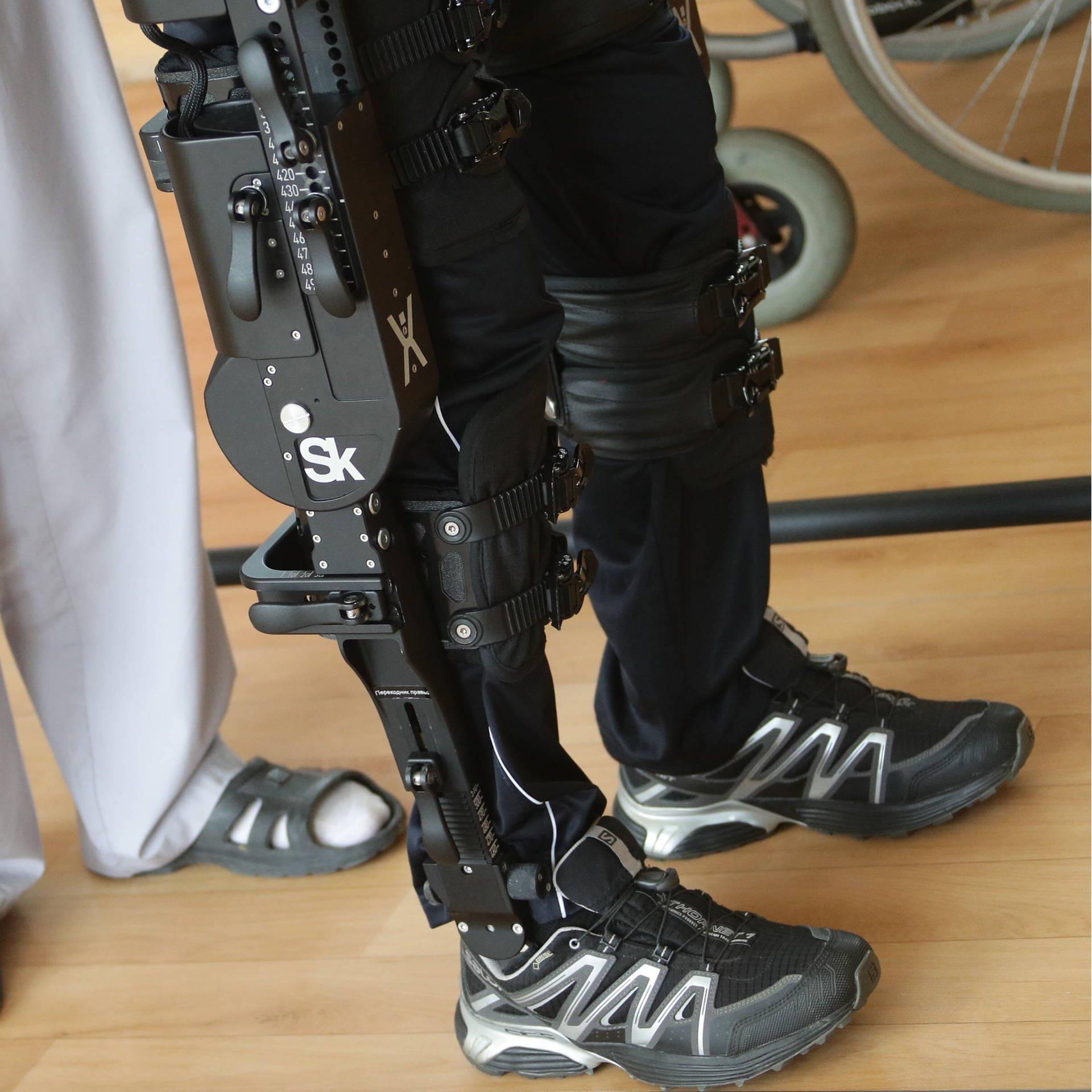 Die Aufrüstung des Körpers – Mensch, Maschine und Moral