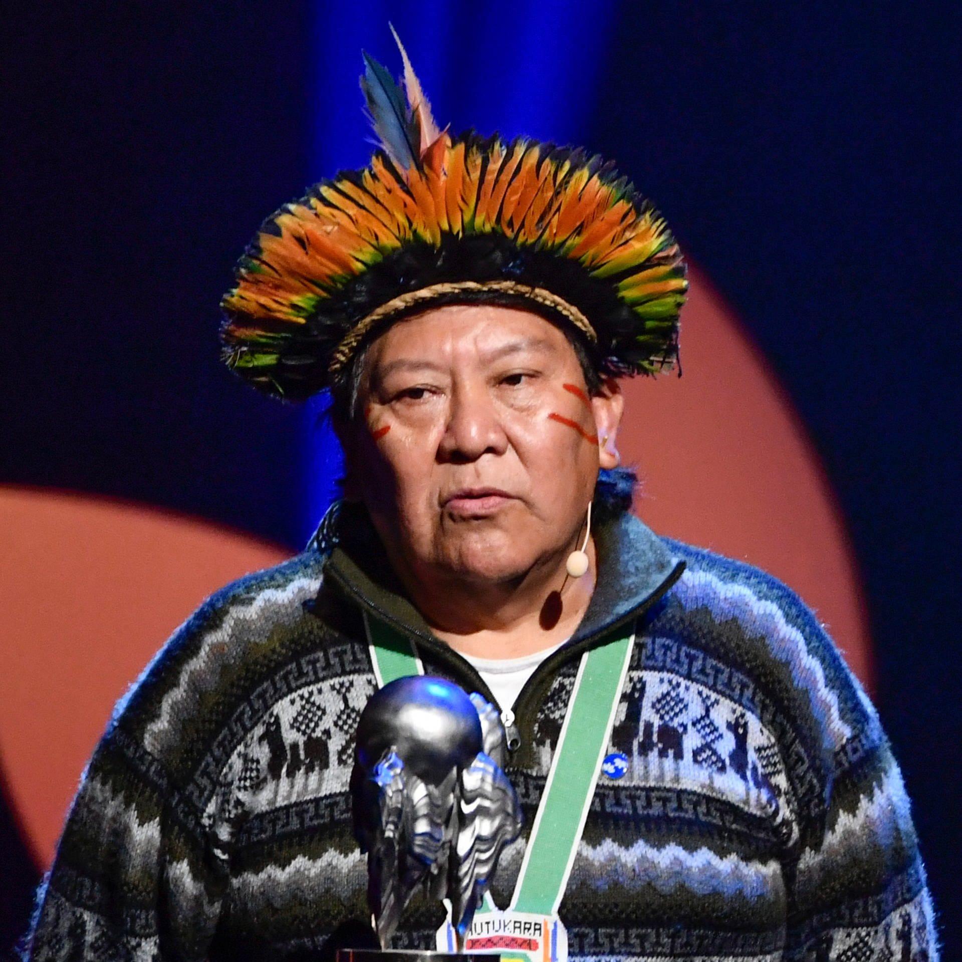 Davi Kopenawas Kampf für die Indigenen im Amazonasgebiet