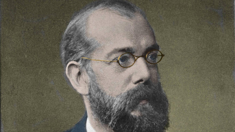 Porträt Robert Koch (1843 - 1910), undatiert