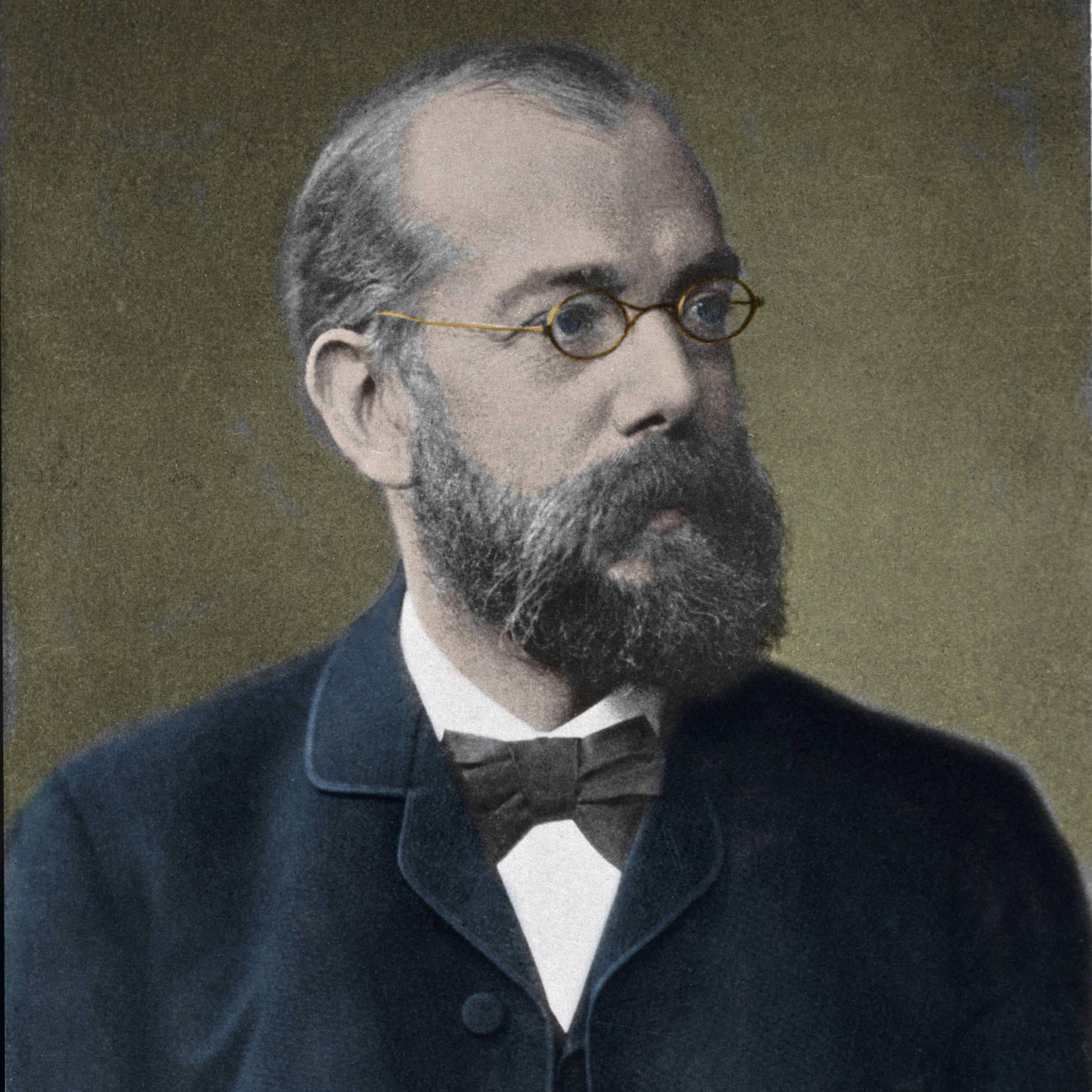 Robert Koch – Ein Mikrobenjäger revolutioniert die Medizin