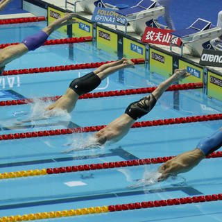 Swimming Men s 100m Breaststroke Symbolfoto (Foto: Imago, ZUMA Press)