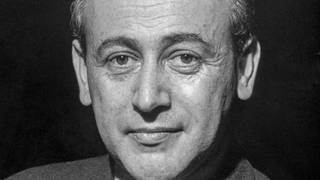 Der Dichter Paul Celan (1960er-Jahre) (Foto: picture-alliance / Reportdienste, picture alliance/dpa / Richard Koll)