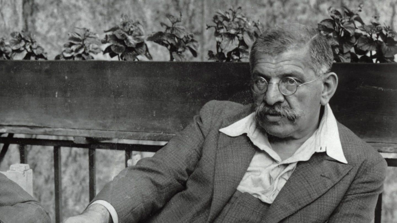 Magnus Hirschfeld, Arzt und Sexualforscher, gründete 1919 das Institut für Sexualwissenschaft in Berlin. (Foto um 1930)