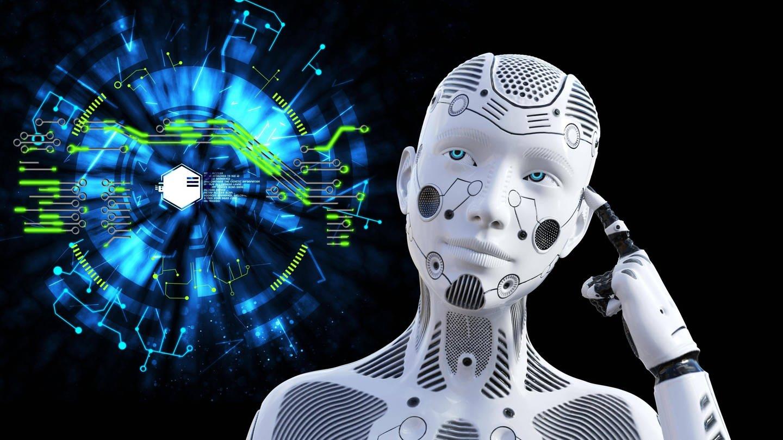 Denkender Roboter