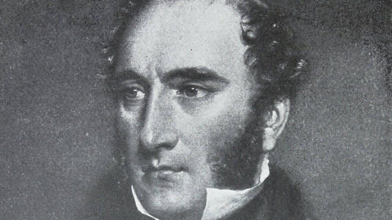 Der schottische Chirurg Robert Liston (1794 - 1847) war bekannt für seine rasch durchgeführten Operationen, eine wichtige Fähigkeit vor der Einführung der Narkose 1846 (Foto: Imago, WHA UnitedArchivesWHA_051_0705)