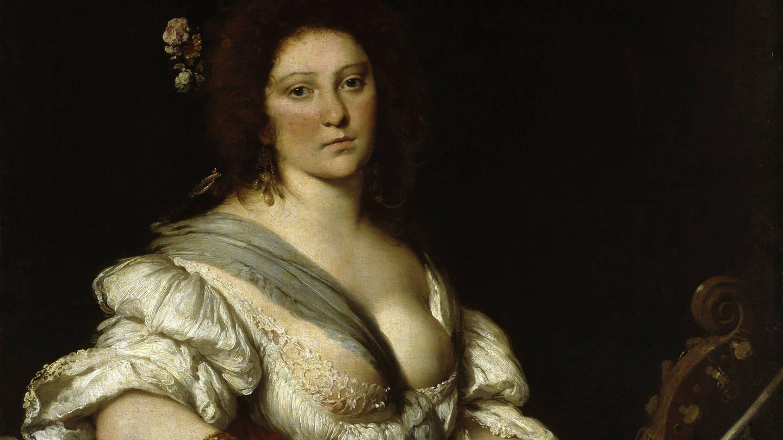 Barbara Strozzi, italienische Sängerin und Komponistin (Foto: picture-alliance / dpa, picture alliance / akg-images)