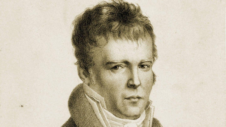 Alexander von Humboldt (Selbstbildnis) (Foto: picture-alliance / Reportdienste, picture alliance / akg)