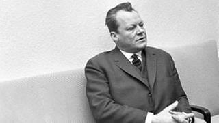 Der Regierende Bürgermeister von Berlin, Willy Brandt, 1963 (Foto: picture-alliance / dpa, picture-alliance / dpa - Marianne Rohwedder-Flink)