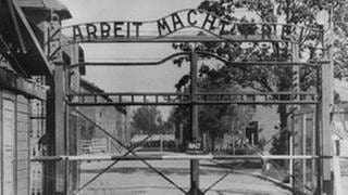 Haupttor des Nazi-Todeslagers Auschwitz (Foto: picture-alliance / dpa, picture alliance / AP Photo -)