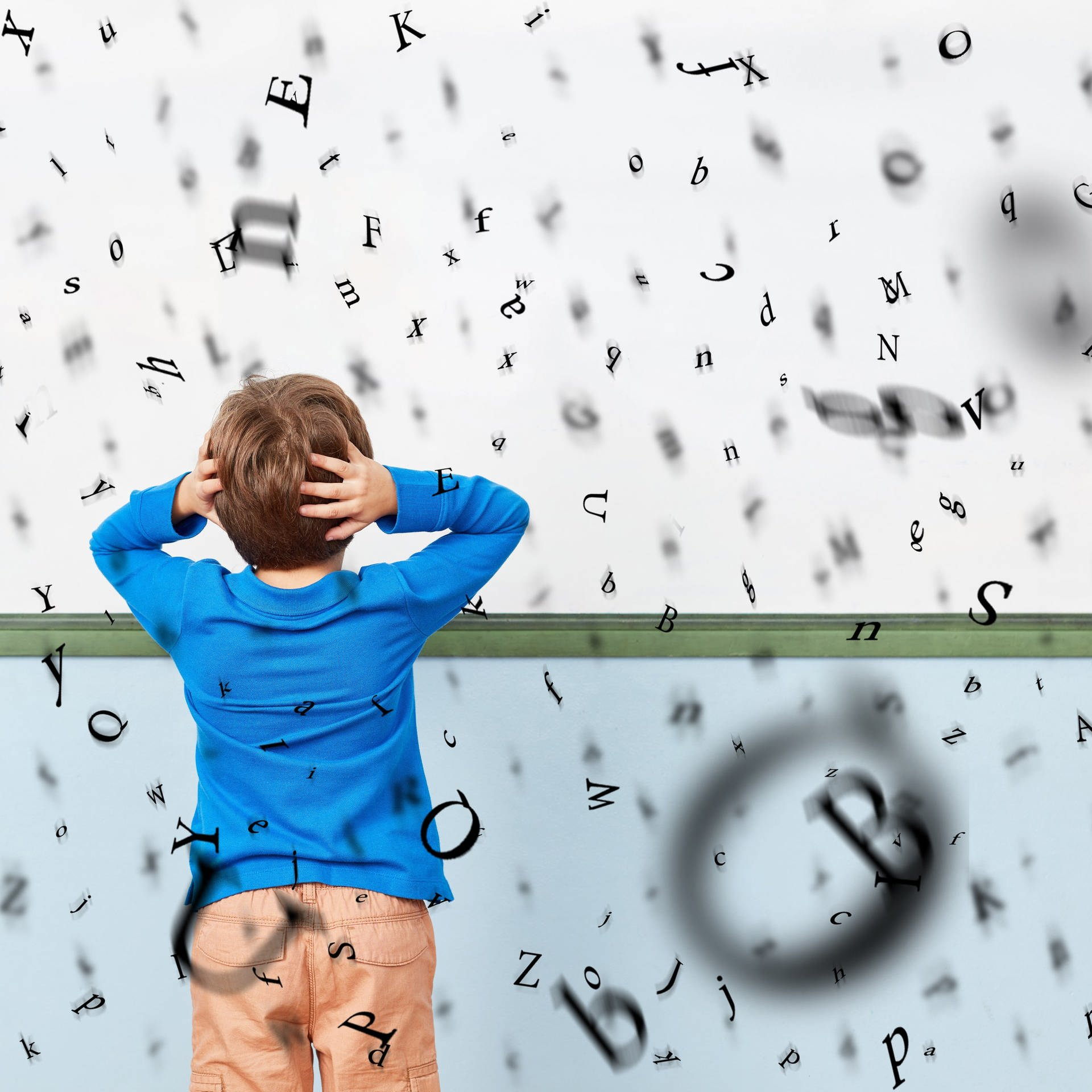 Kinder mit Legasthenie – Das Ringen mit den Buchstaben