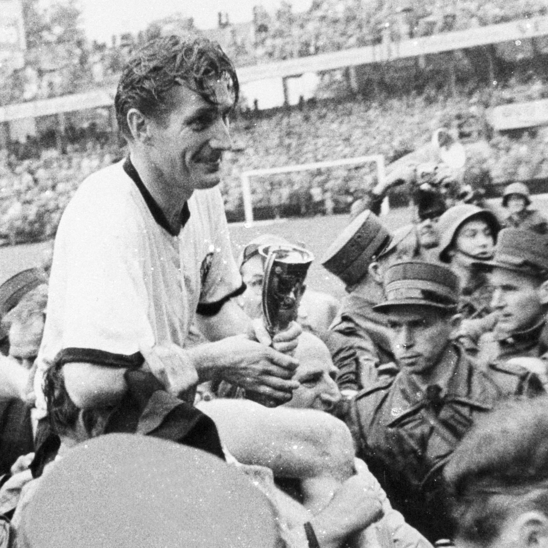 Fritz Walter – Fußball-Legende und Vorbild