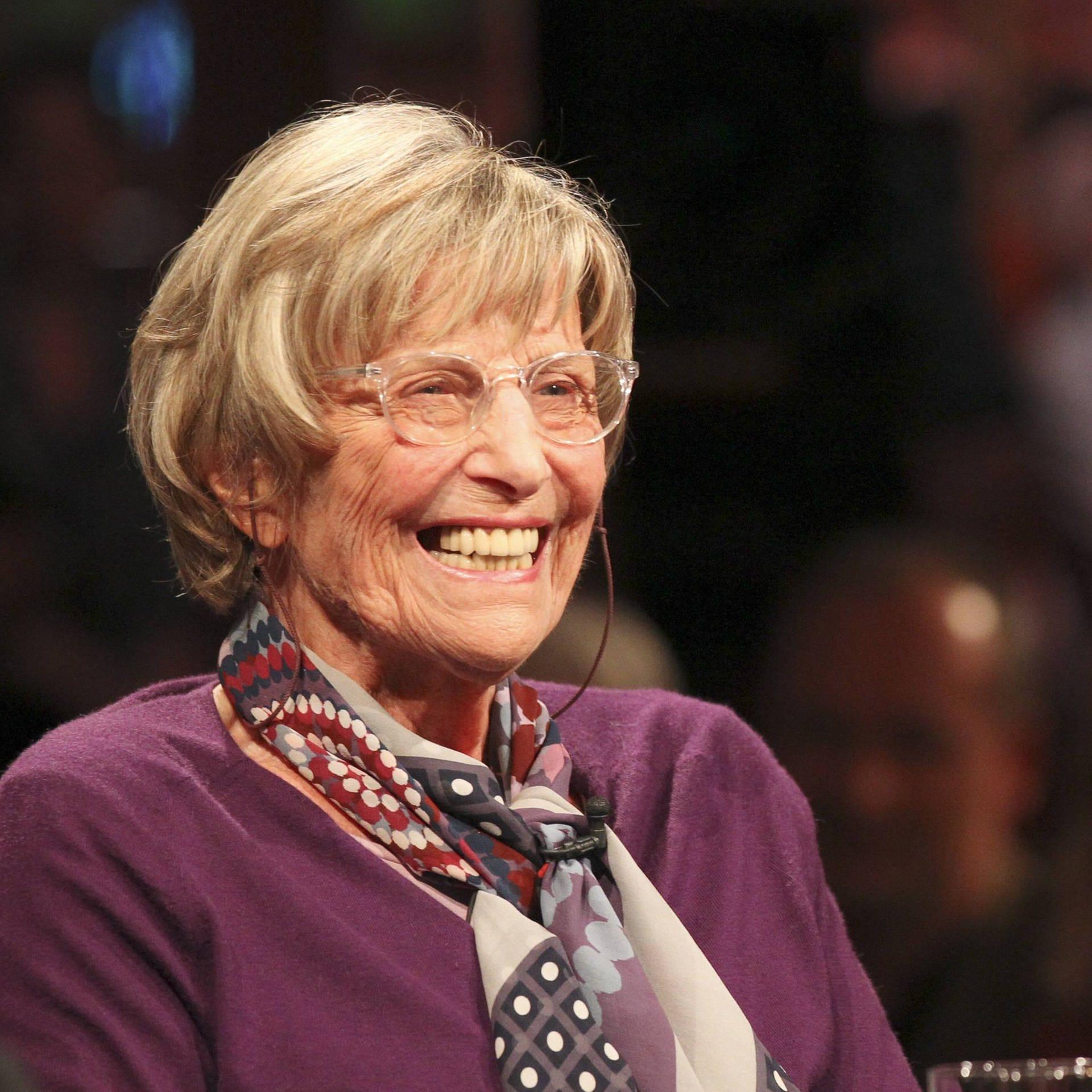 Die Psychoanalytikerin Margarete Mitscherlich – Eine friedfertige Frau?