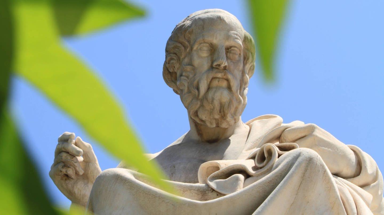 Platon – antiker griechischer Philosoph (Foto: Imago, imago/Andreas Neumeier)