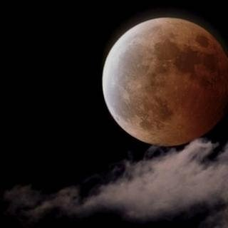 Totale Mondfinsternis - blutmond (Foto: Getty Images, Thinkstock -)