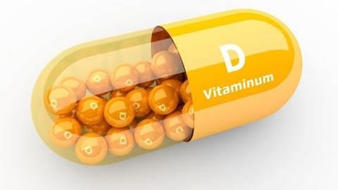 vitamin D Pille gelb (Foto: Getty Images, Thinkstock -)