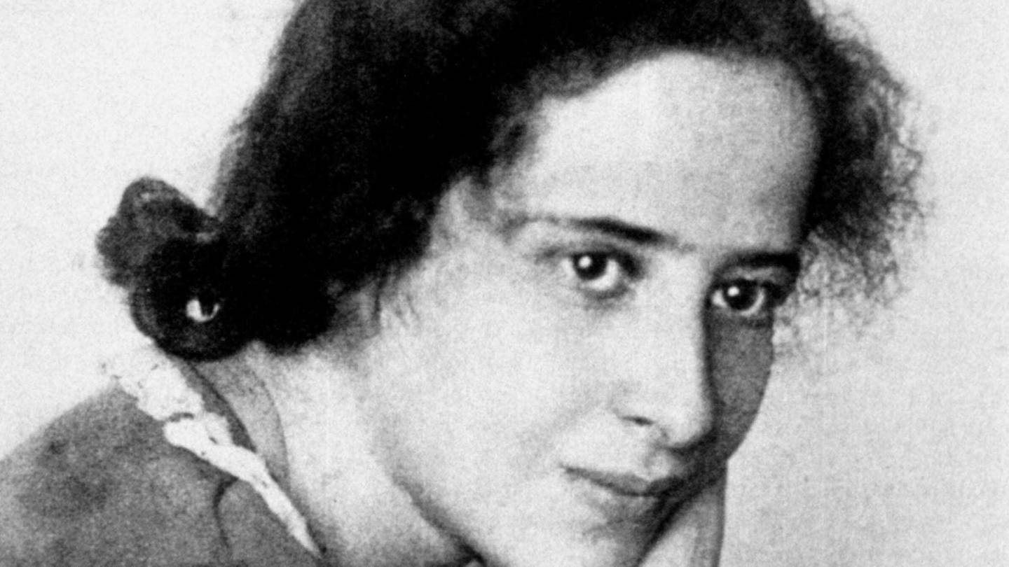 Hannah Arendt (1906 - 1975) (Foto: picture-alliance / Reportdienste, picture alliance/Leemage)