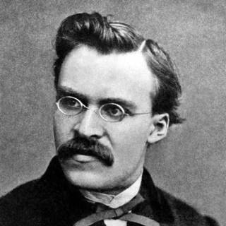 Friedrich Nietzsche (1844 - 1900) (Foto: picture-alliance / Reportdienste, picture alliance/CPA Media)