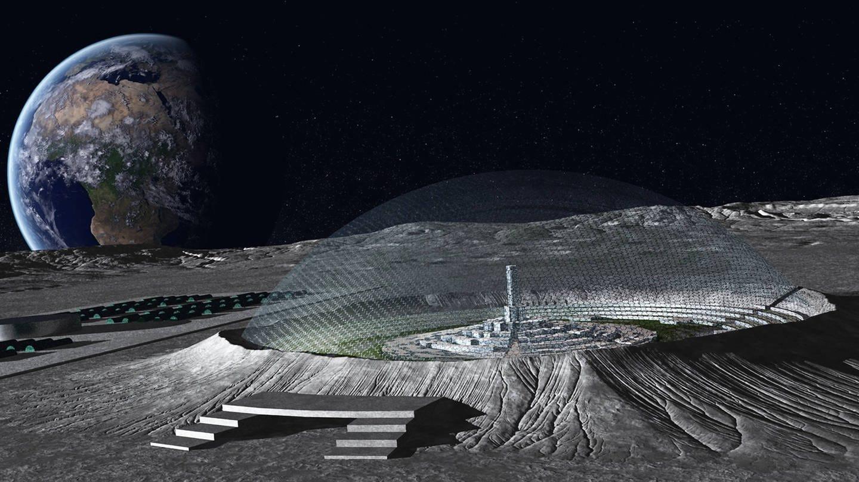 Ein Dorf auf dem Mond? – Zukunftsprojekte der Raumfahrt