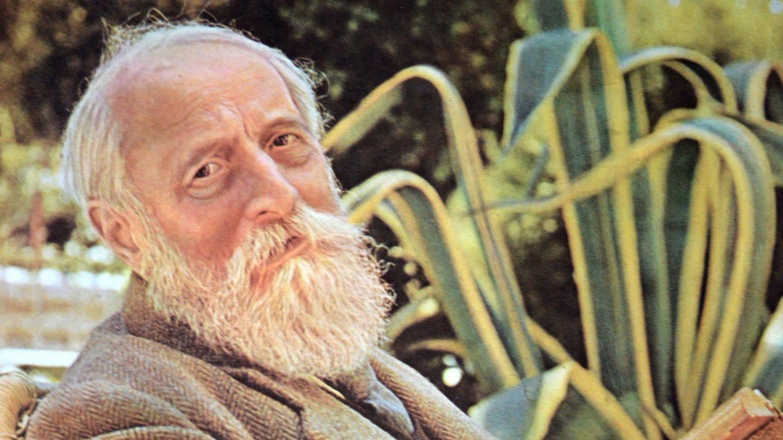 Der österreichisch-israelische Philosoph Martin Buber (1878 - 1965) (Foto: Imago, imago images / United Archives International)
