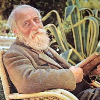 Der österreichisch-israelische Philosoph Martin Buber (1878 - 1965) (Foto: Imago, imago images / United Archives International)