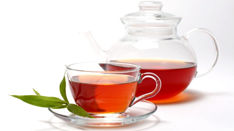 Tee ist ein beliebtes Heißgetränk (Foto: Colourbox)