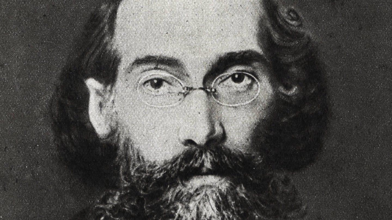 Gustav Landauer (1870 - 1919), Schriftsteller und Anarchist (Foto: Imago, imago images / Leemage)
