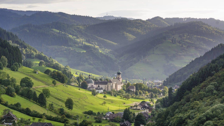 Kloster St. Trudpert im Schwarzwald (Foto: Imago, IMAGO / Volker Preußer)