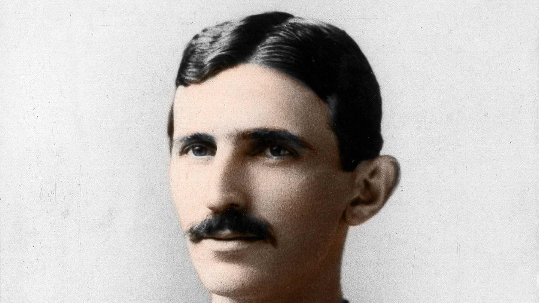 Nikola Tesla (1856 - 1943) war Erfinder, Physiker und Elektroingenieur (Foto: Imago, IMAGO / Leemage)
