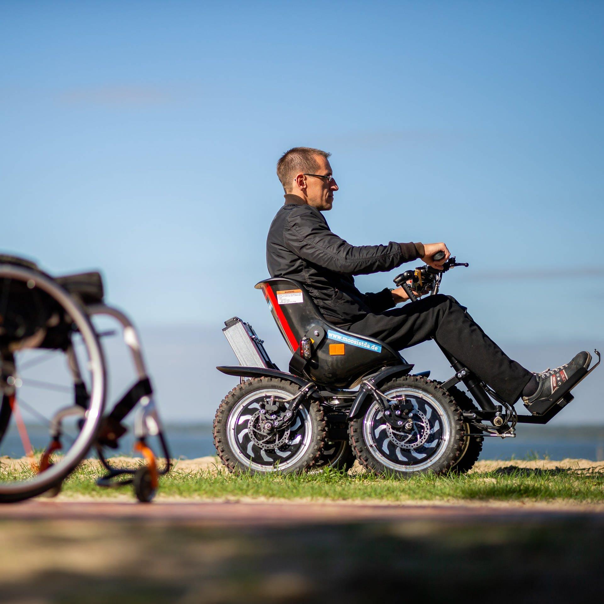Mobilität im Rollstuhl – Wie neue Technik beweglicher macht