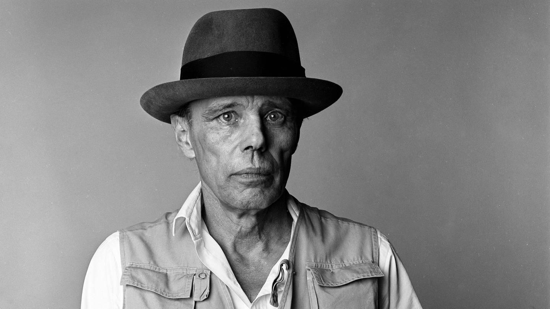 Joseph Beuys (1921 - 1986), Fotografie um 1985 (Foto: Imago, IMAGO / Leemage)