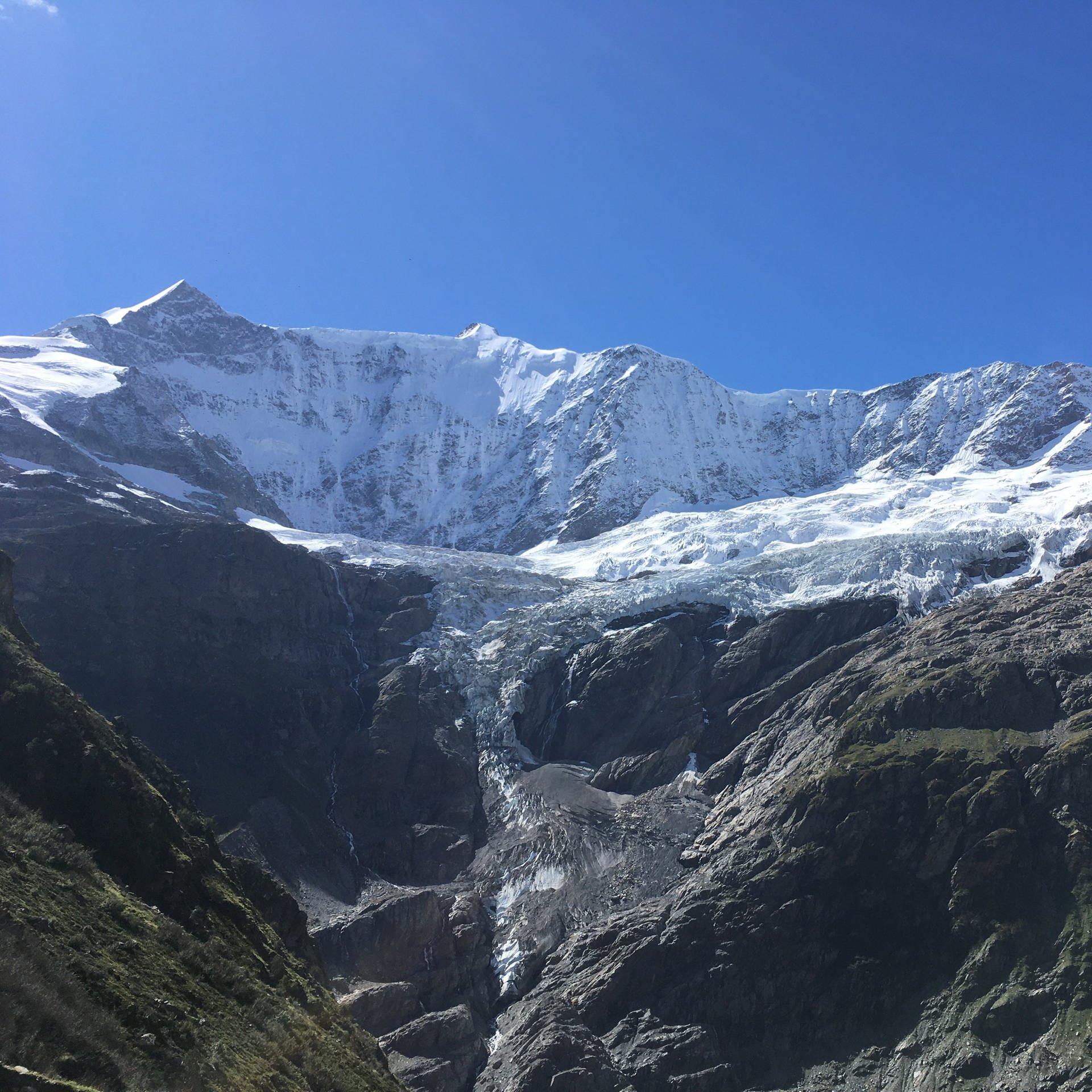 Das Sterben der Gletscher – Schmelzende Landschaften