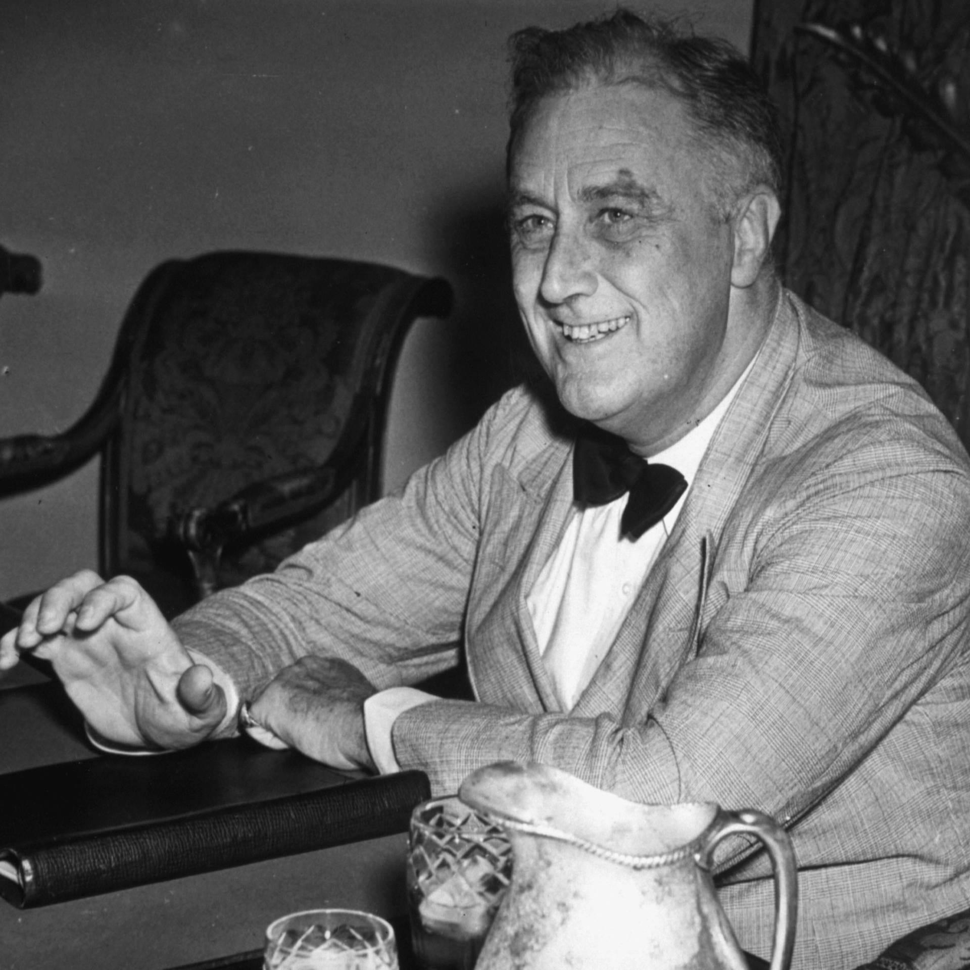 Franklin D. Roosevelt und der New Deal – Joe Bidens Vorbild?