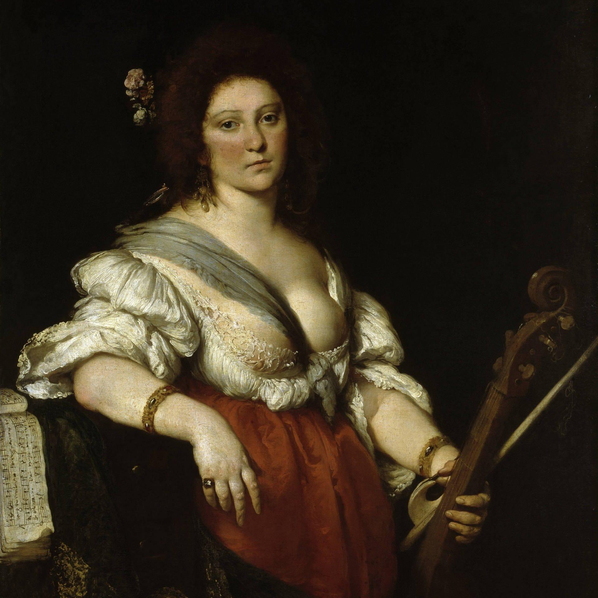 Barbara Strozzi - Komponistin und Kurtisane im barocken Venedig