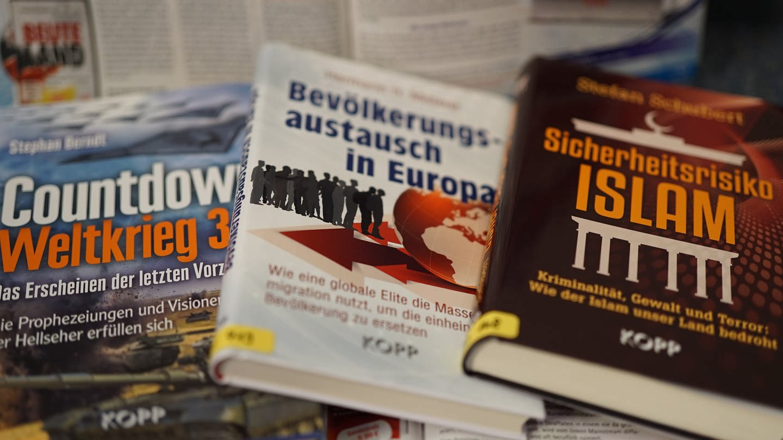 Bücher aus dem Kopp Verlag: