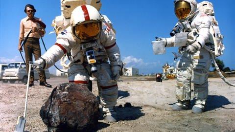 Go for Landing! – Charles M. Duke und das Abenteuer Apollo