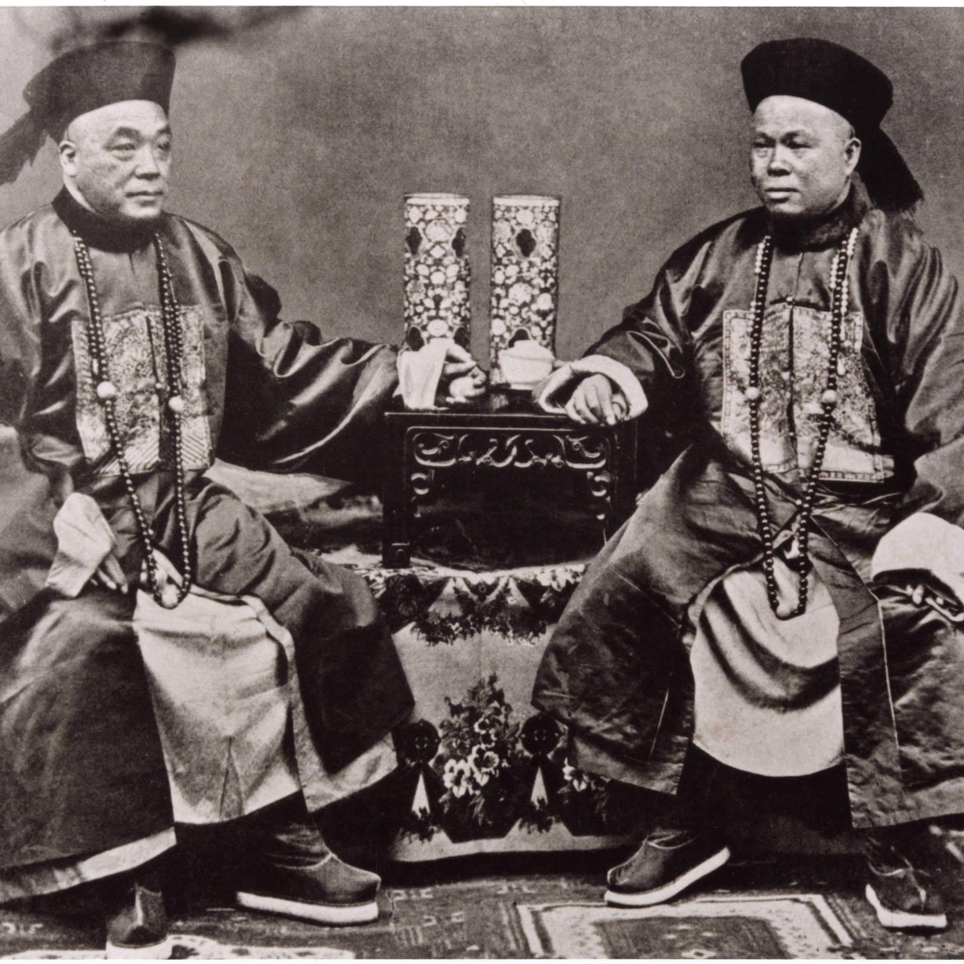 Der chinesische Beamte
