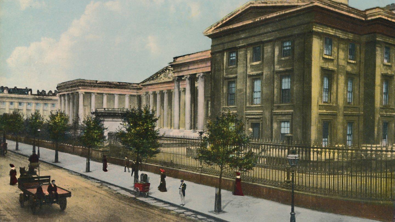 Das Britische Museum in Bloomsbury, London (Foto: picture-alliance / Reportdienste, picture alliance/Heritage-Images)
