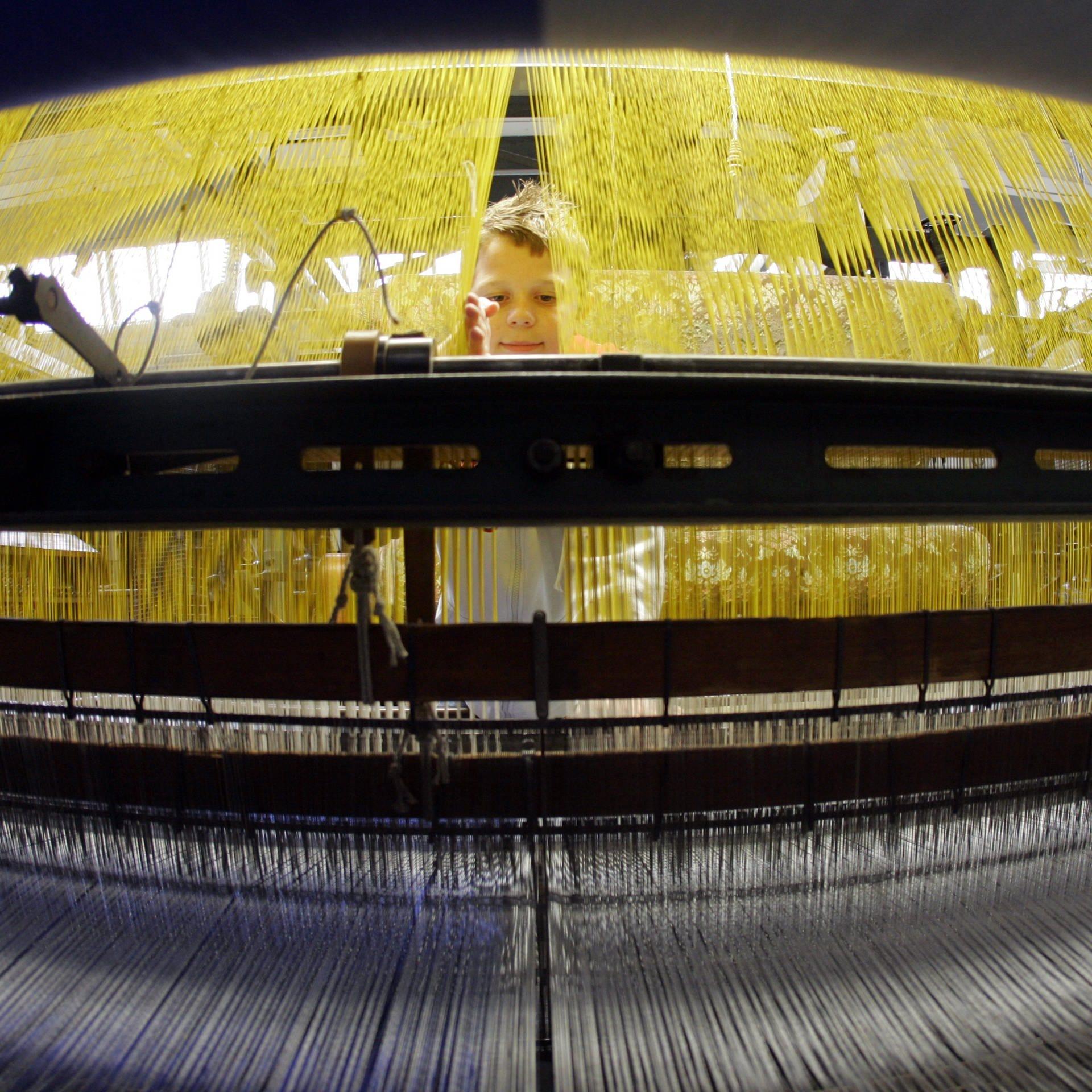 Webereien in Deutschland - Geschichte und Zukunft eines Handwerks