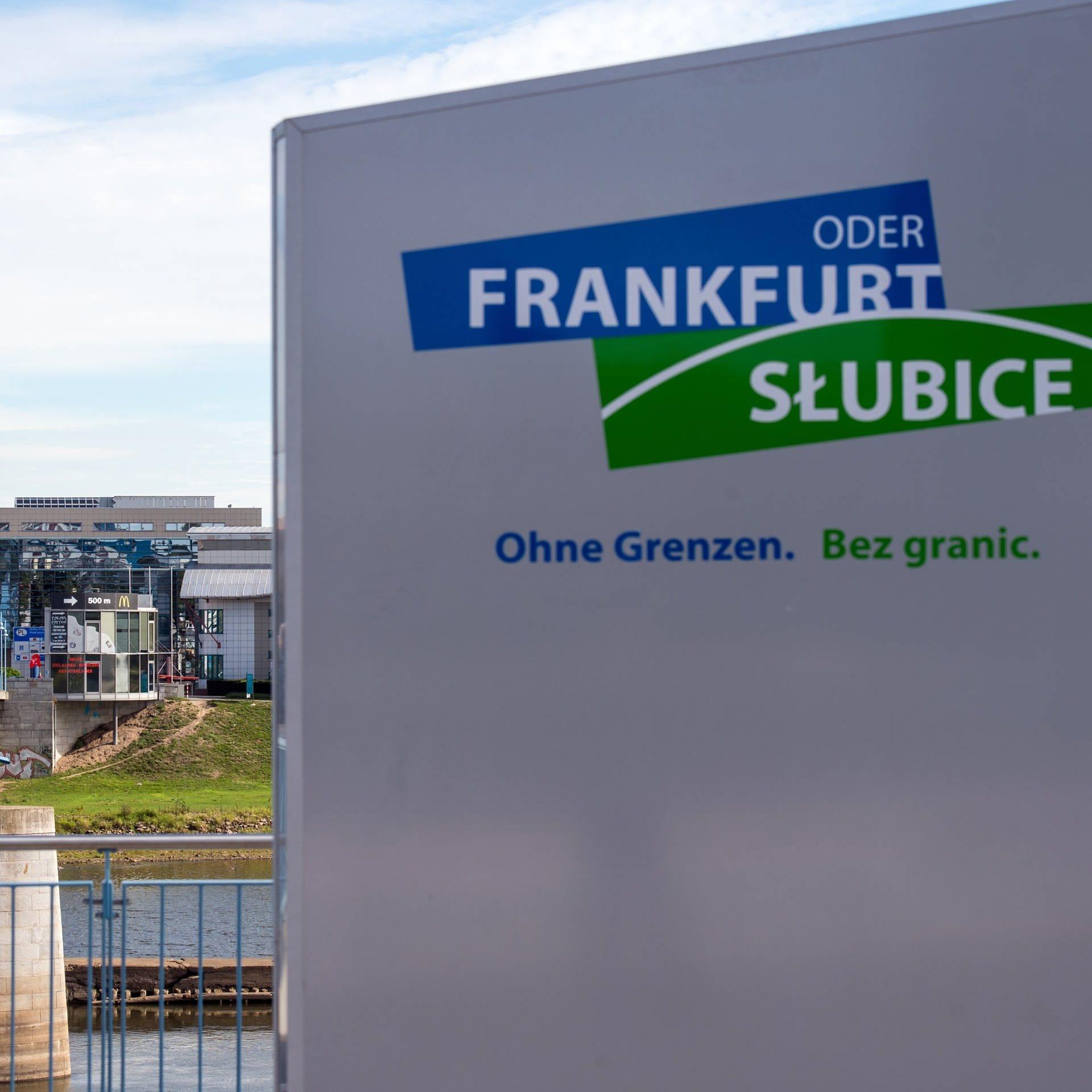 Die polnisch-deutsche Doppelstadt Frankfurt (Oder) und Slubice