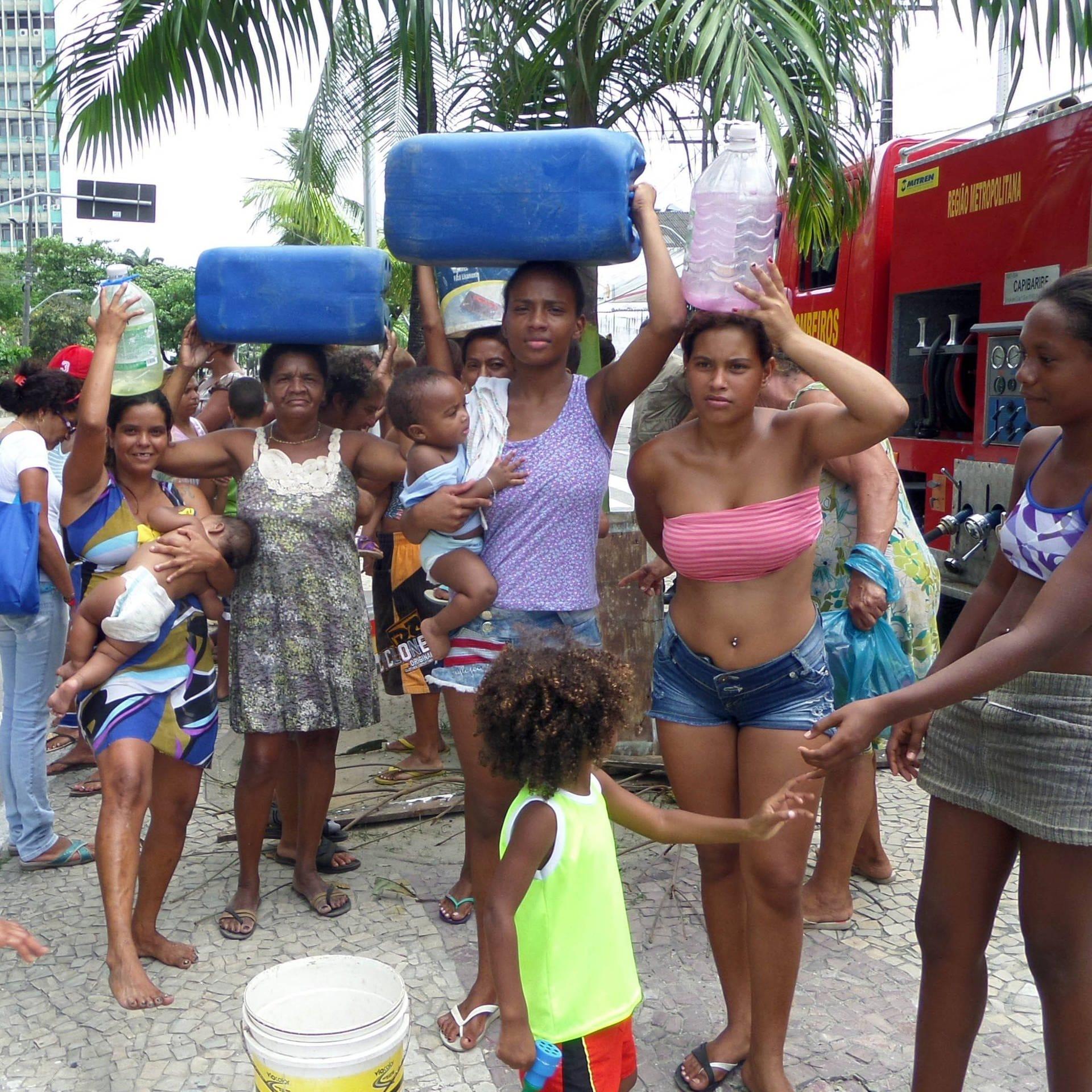 Die Wasserschützer – Bürger armer Länder gegen Großkonzerne