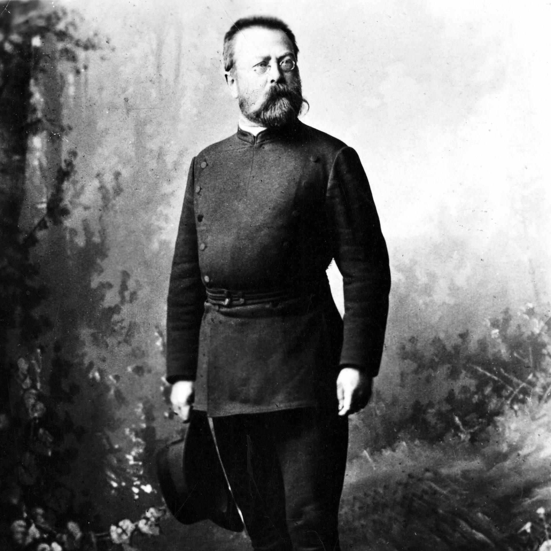 Gustav Jäger - Pionier der Wollkleidung